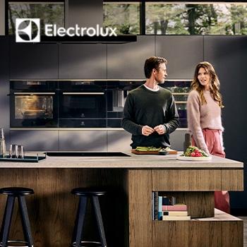 КЭШБЭК 20% на крупную бытовую технику Electrolux!