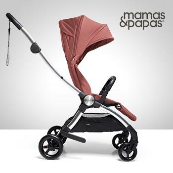 Выгода до 15% на прогулочные коляски Mamas & Papas!