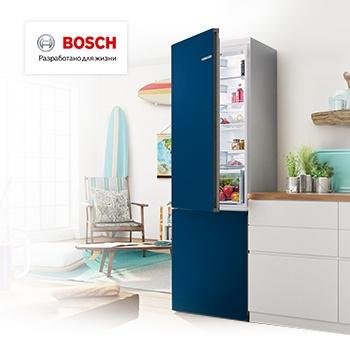 Панель VarioStyle в подарок к холодильнику Bosch!