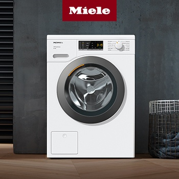 Специальное предложение на стиральные машины Miele!