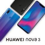 Bluetooth наушники в подарок к Huawei Nova 3!