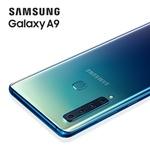 Оформите предзаказ на Samsung A9 и получите 128 Гб в подарок!