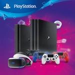 Выгодное предложение на PlayStation!