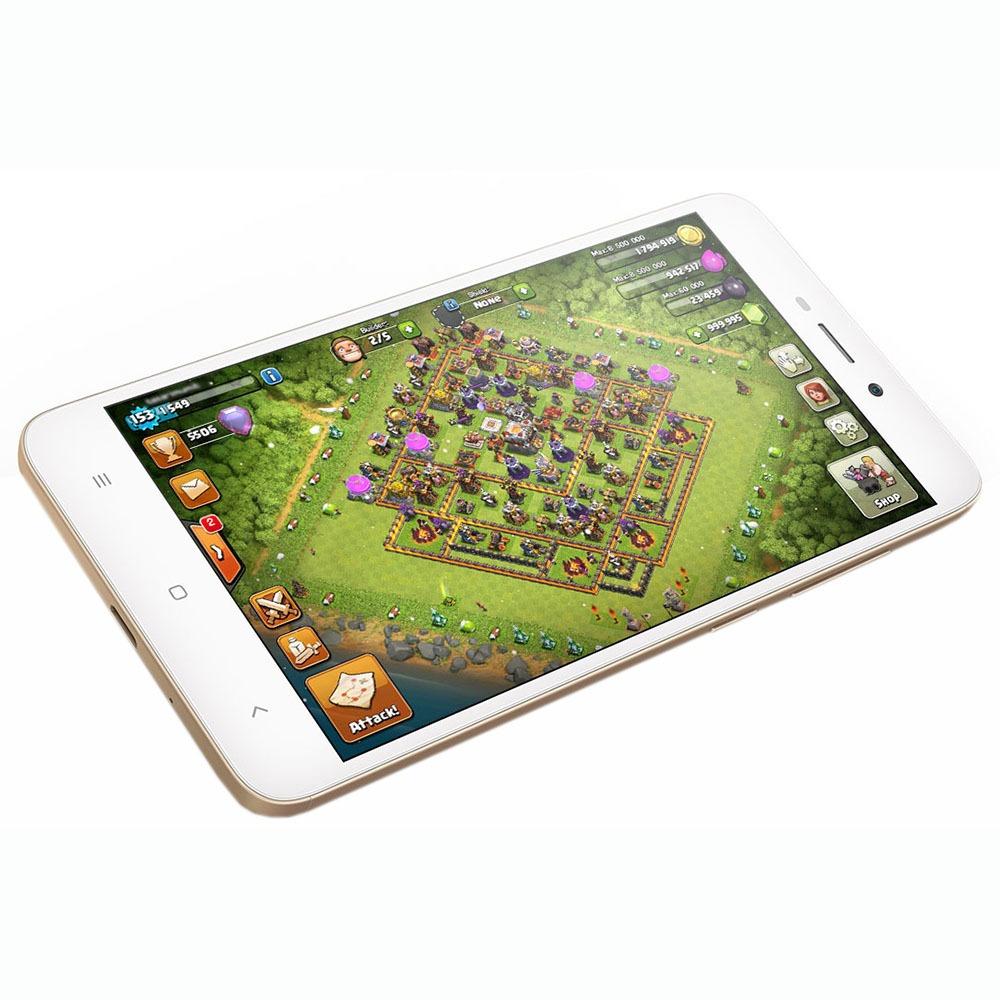 Смартфон Xiaomi Redmi 4A 16Gb золотой - фото 3