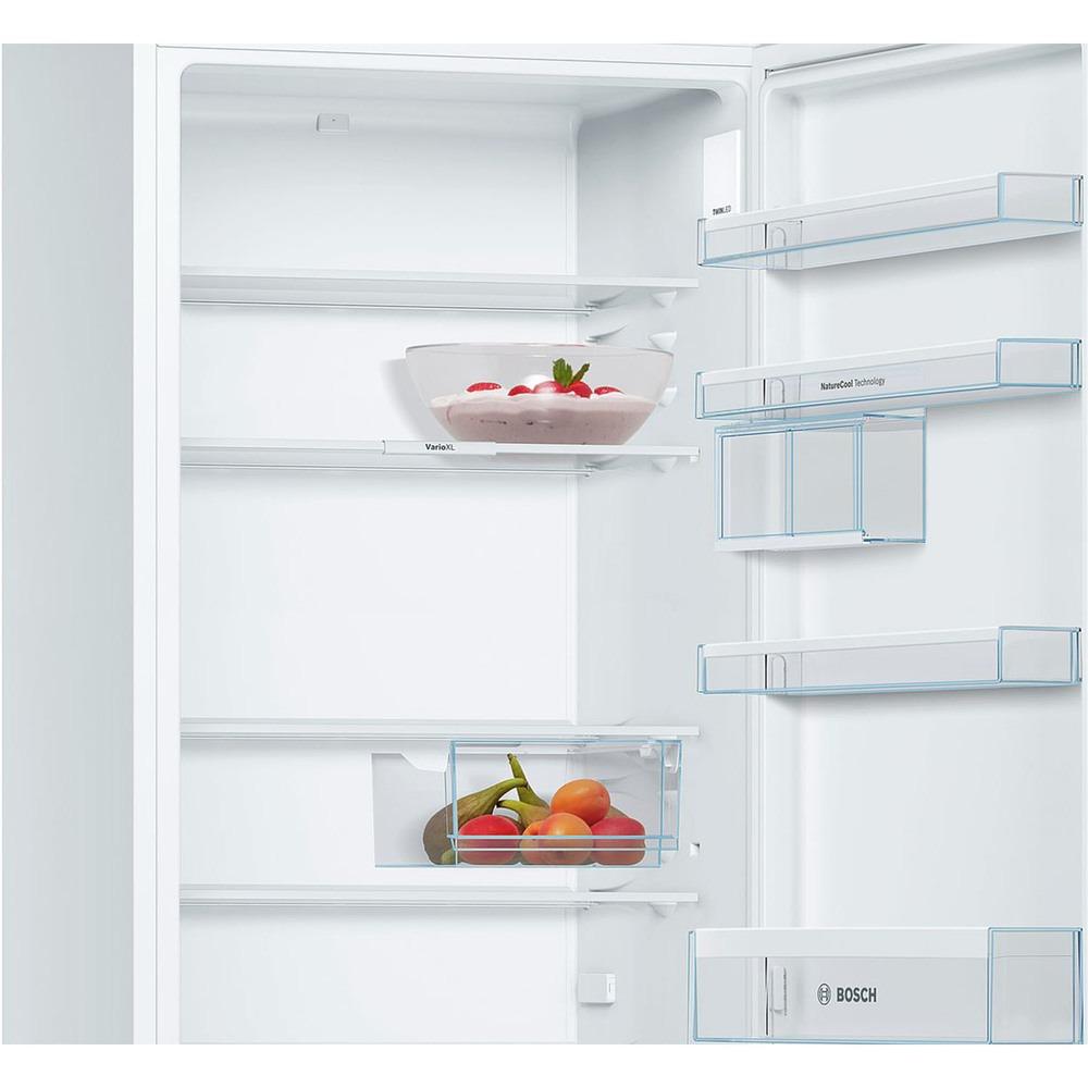 Холодильник Bosch KGV39XW22R - фото 4
