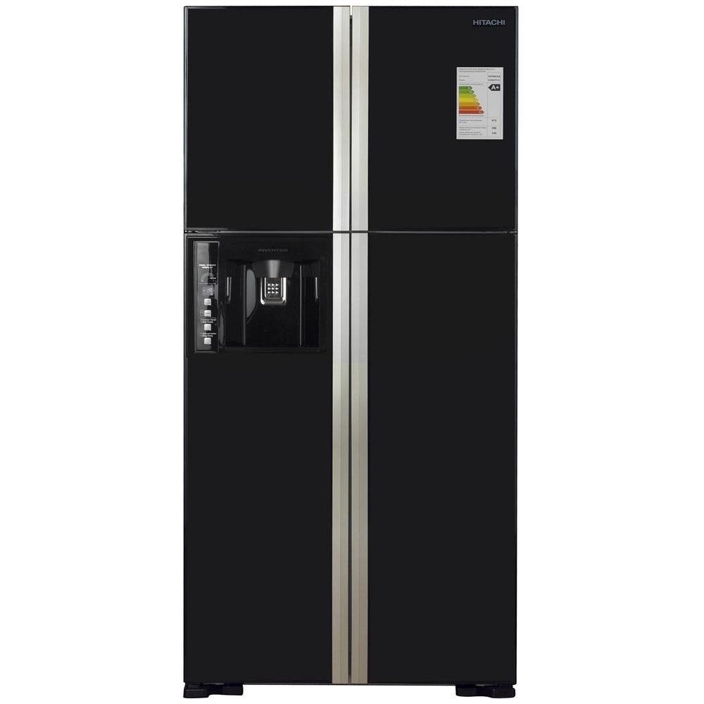 Холодильник Hitachi R-W722FPU1XGBK - фото 1