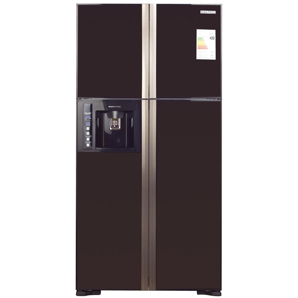 Холодильник Hitachi R-W722FPU1XGBW - фото 1
