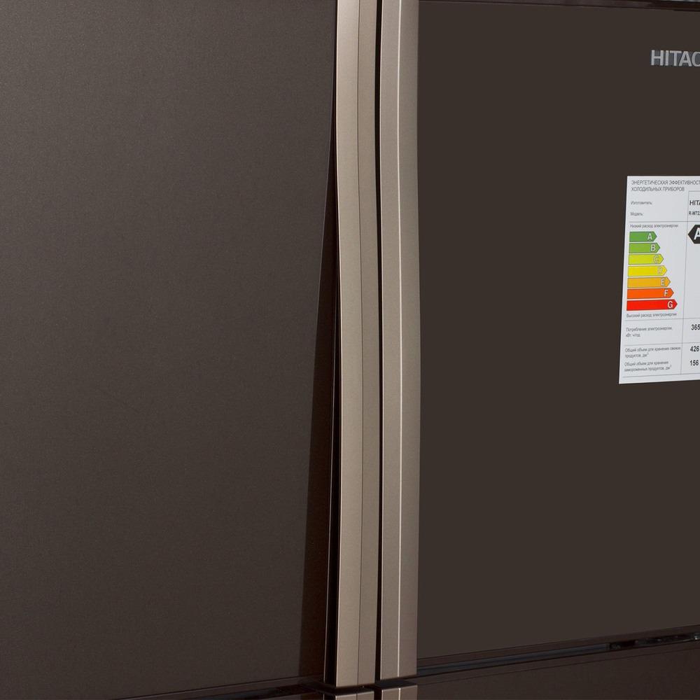 Холодильник Hitachi R-W722FPU1XGBW - фото 7