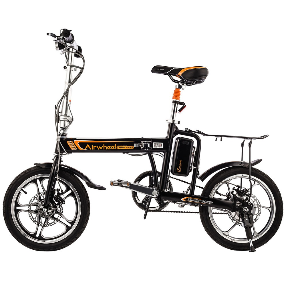 Электровелосипед Airwheel R5 Black - фото 1