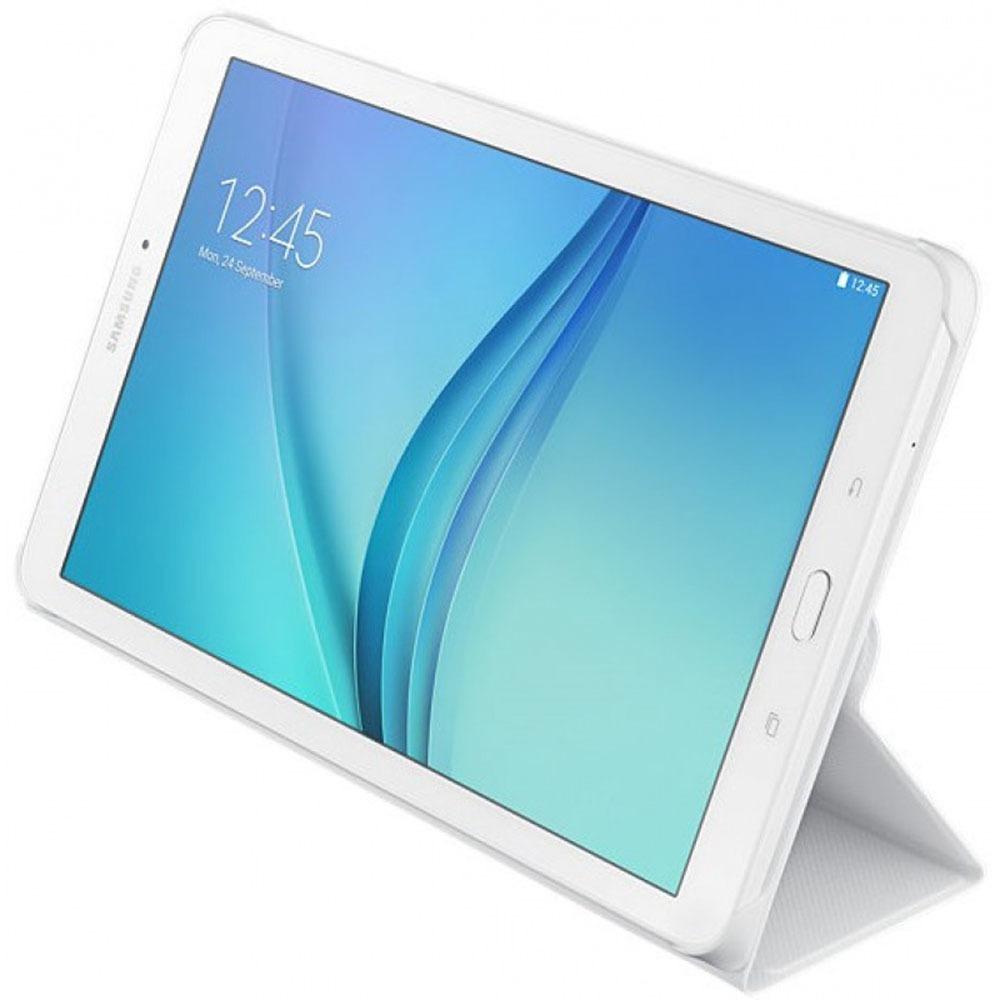 Чехол для планшета Samsung Book Cover Tab E 9.6, White (EF-BT560BWEGRU) - фото 3