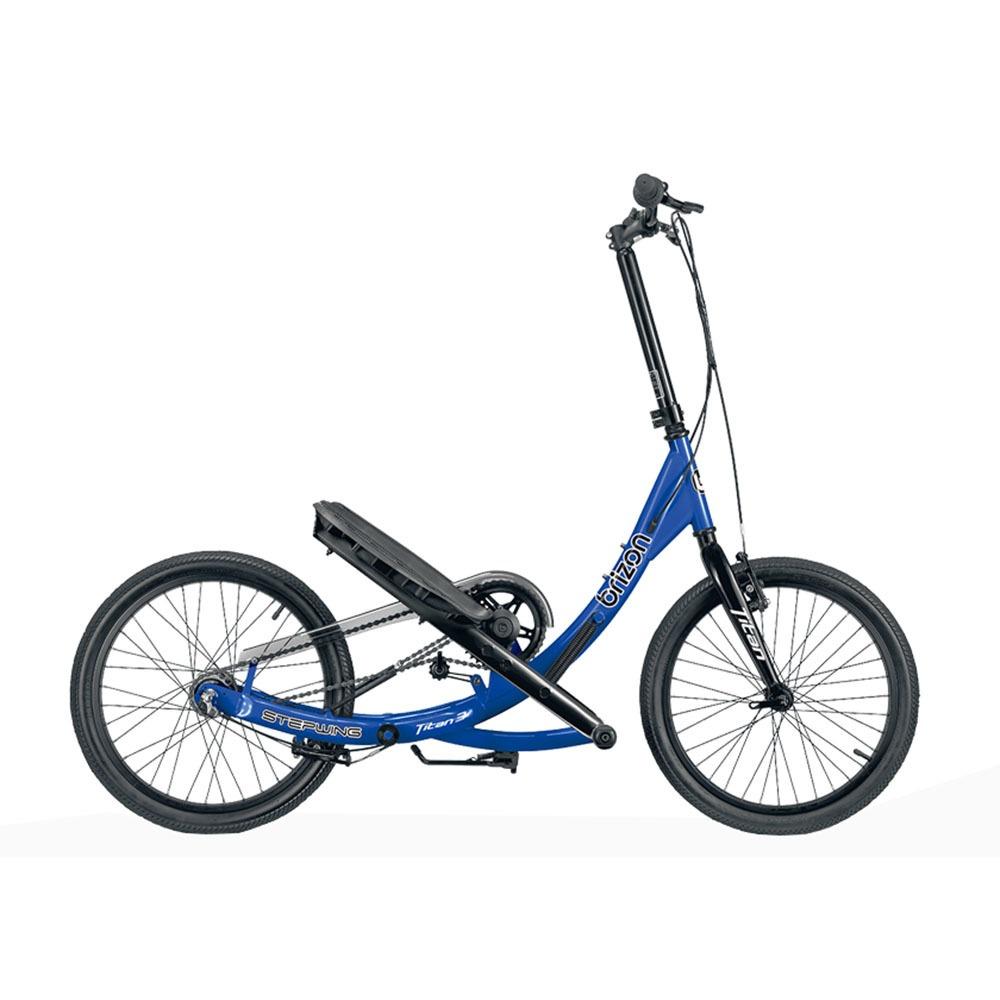 Велостеппер Brizon Titan T3 синий - фото 1