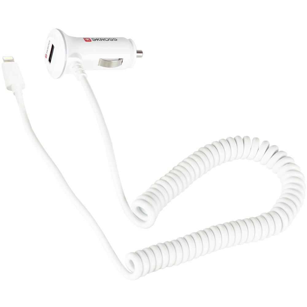 Автомобильное зарядное устройство Skross Midget Plus with Lightning Connector - фото 2