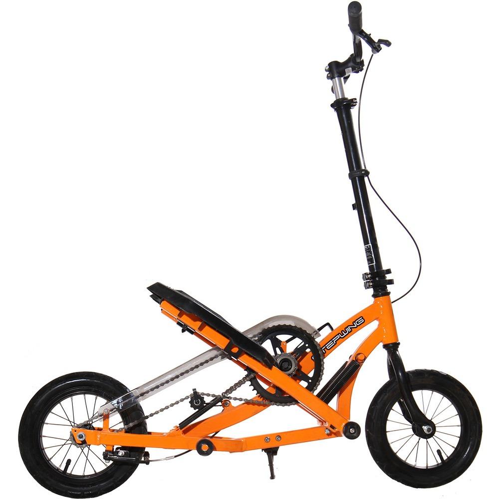 Велостеппер Brizon Galaxy G1 оранжевый - фото 1