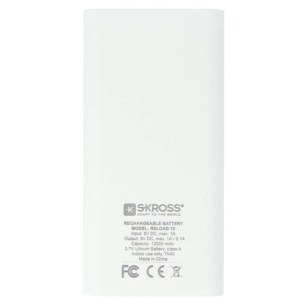 Внешний аккумулятор Skross Reload12 - фото 4