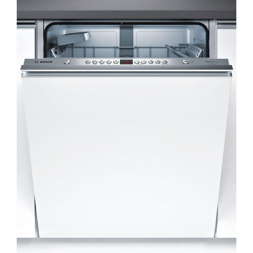 Встраиваемая посудомоечная машина Bosch SMV45IX01R - фото 1
