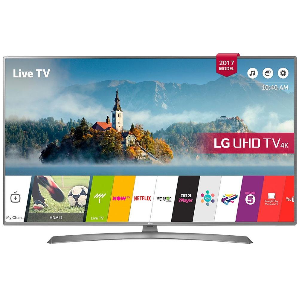 Телевизор LG 55UJ670V - фото 1