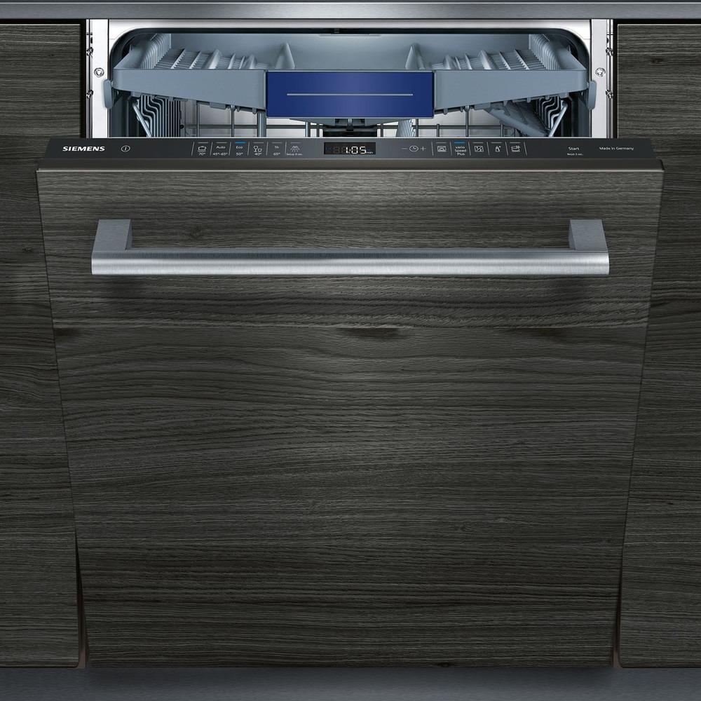 Встраиваемая посудомоечная машина Siemens SN656X00MR - фото 1