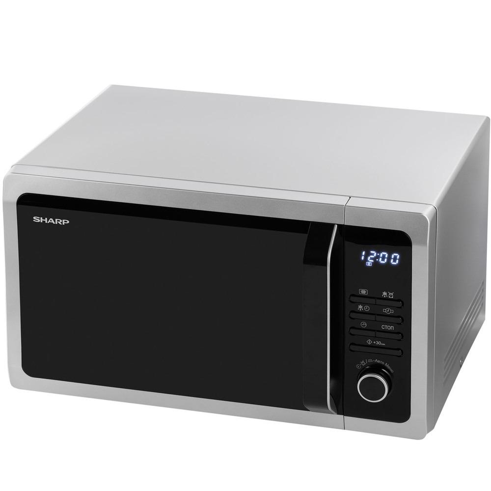 Микроволновая печь Sharp R-3852RSL - фото 1