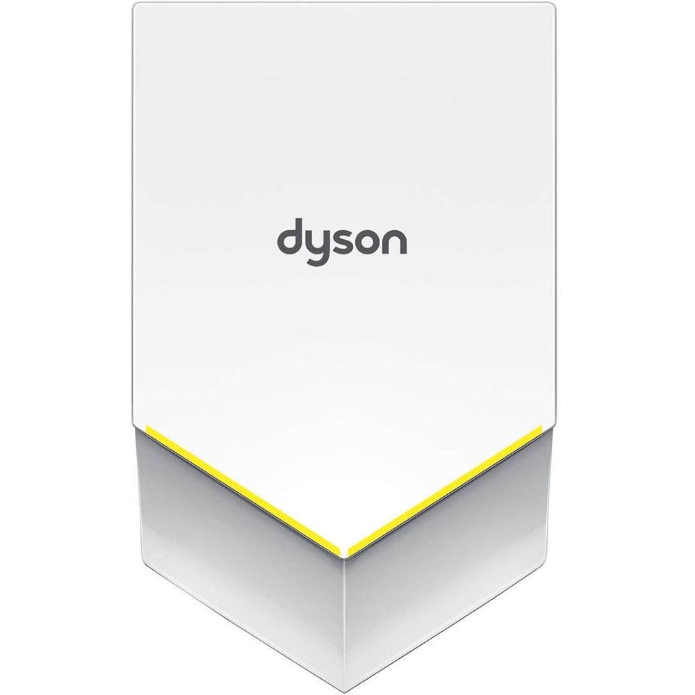 Сушилка для рук Dyson Airblade HU02 белая - фото 1