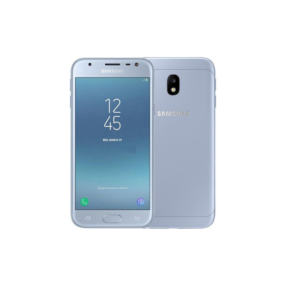 Смартфон Samsung Galaxy J3 SM-J330F DS синий - фото 1