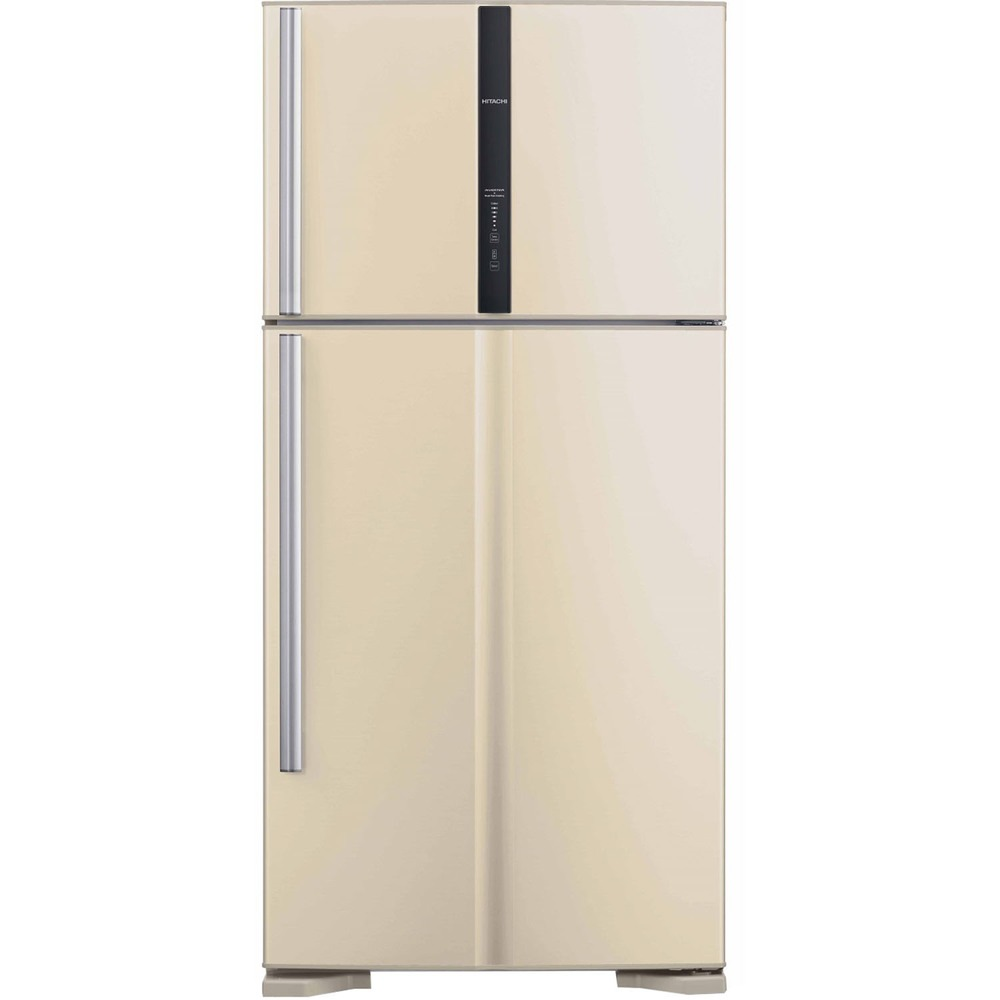 Холодильник Hitachi R-V 662 PU3 BEG - фото 1
