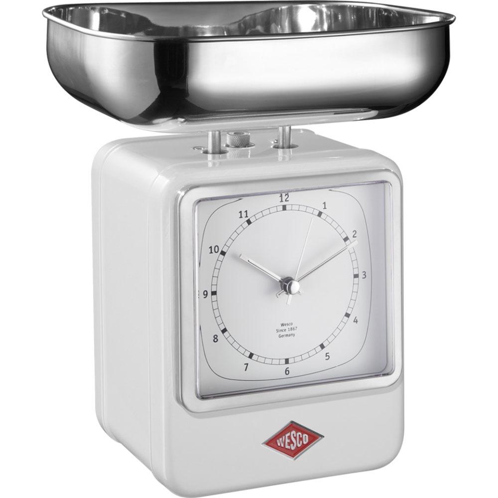 Кухонные весы Wesco Scales&Clocks 322204-01 - фото 1