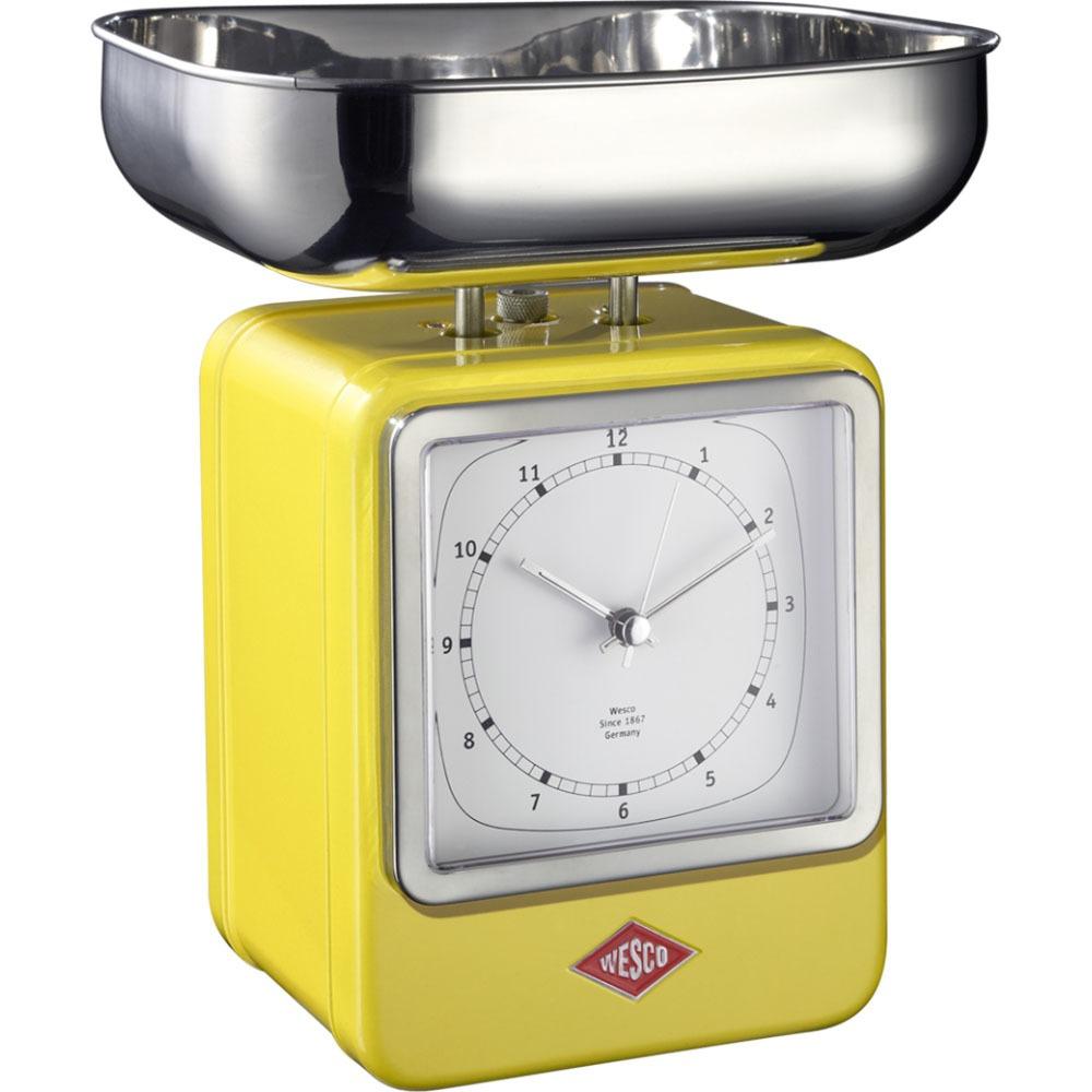Кухонные весы Wesco Scales&Clocks 322204-19 - фото 1
