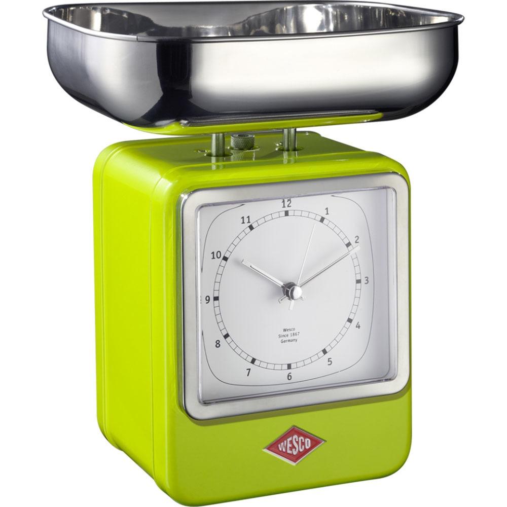 Кухонные весы Wesco Scales&Clocks 322204-20 - фото 1