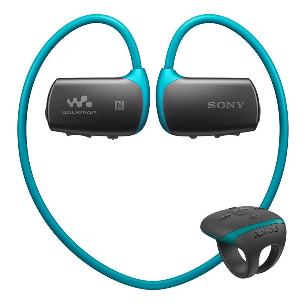 Наушники Sony NWZ-WS613, синий - фото 1