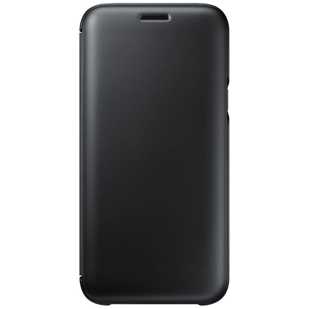 Чехол для смартфона Samsung Wallet Cover J530, black (EF-WJ530) - фото 1
