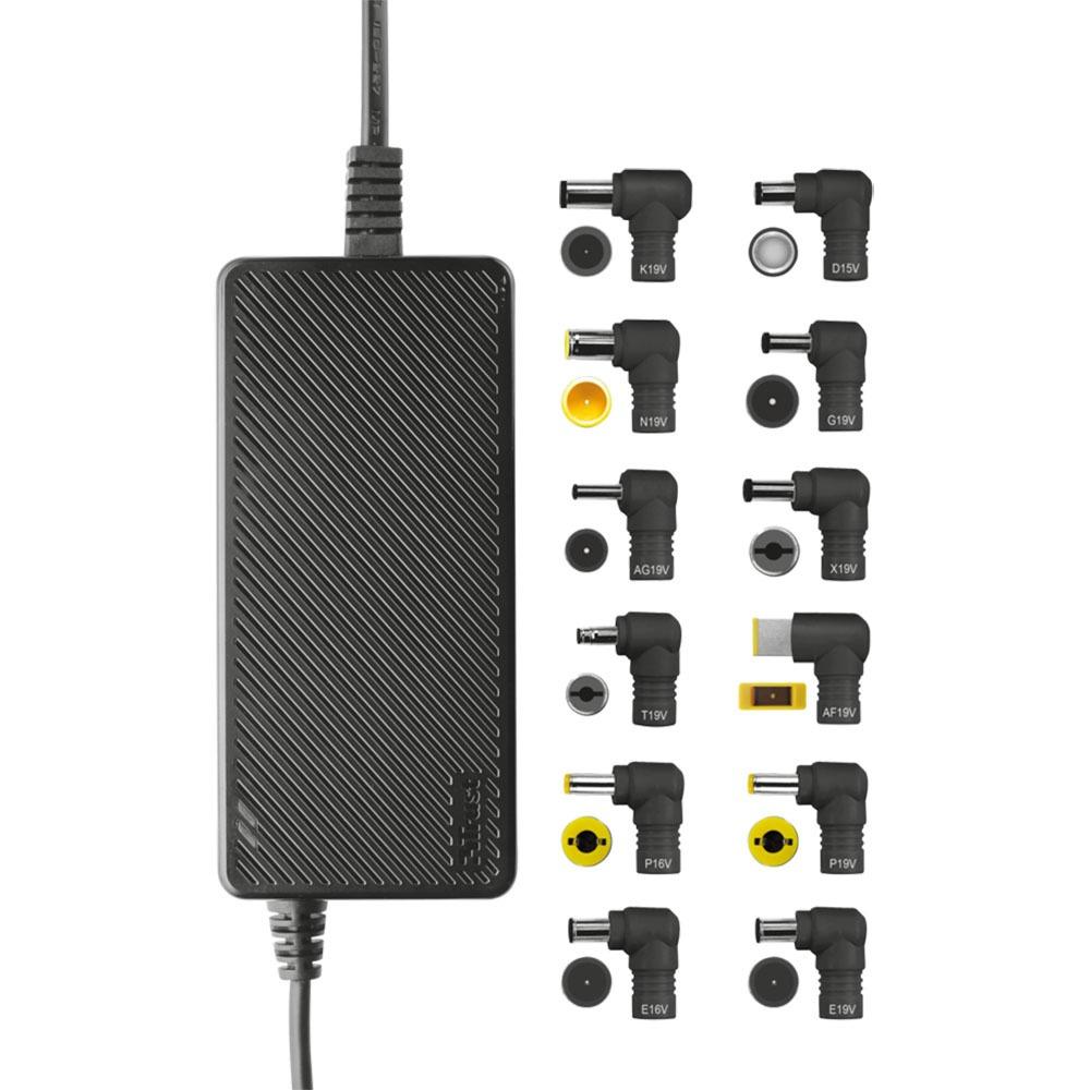 Зарядное устройство Trust 20194 90 Вт PLUG&GO - фото 1