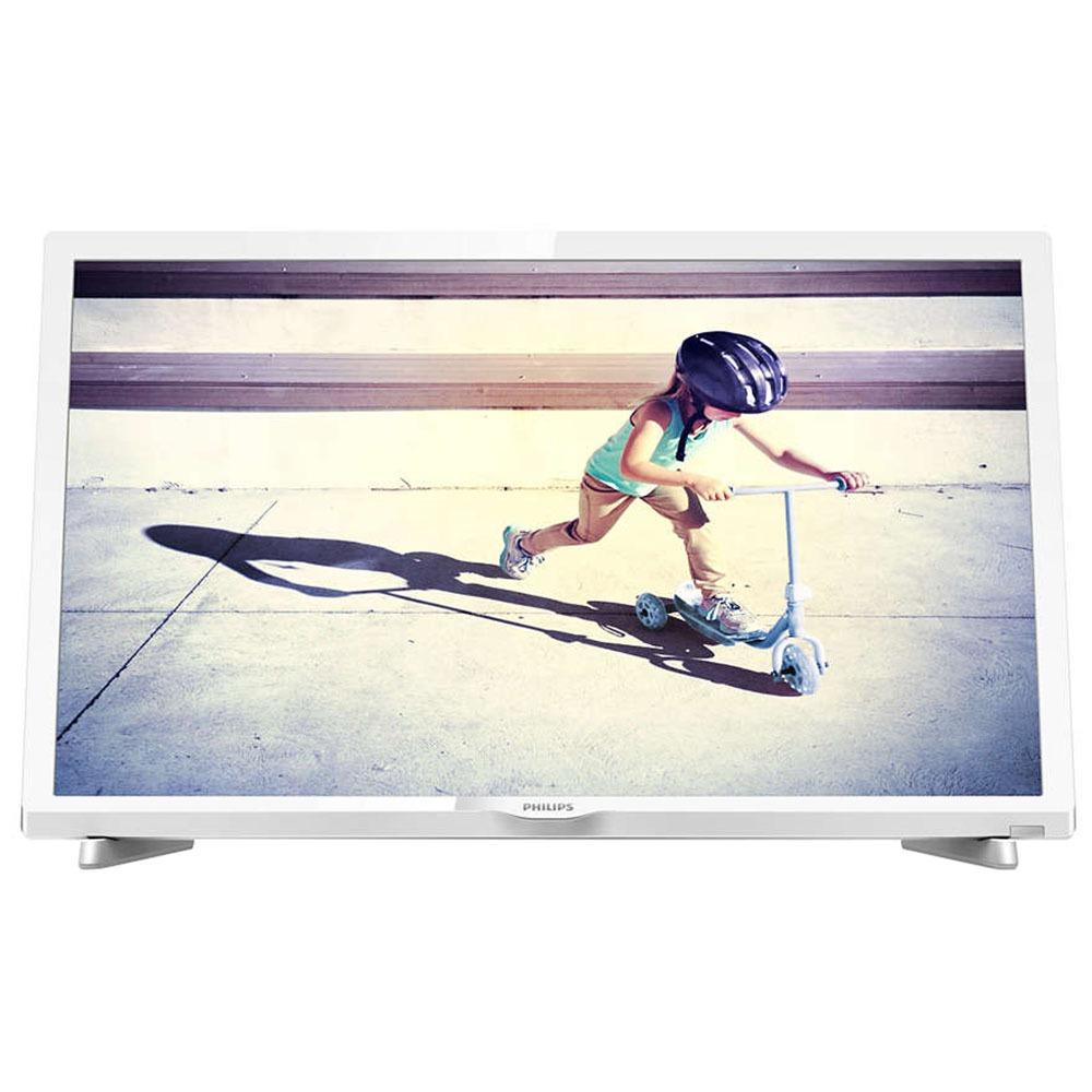 Телевизор Philips 24PHT4032/60 белый - фото 1