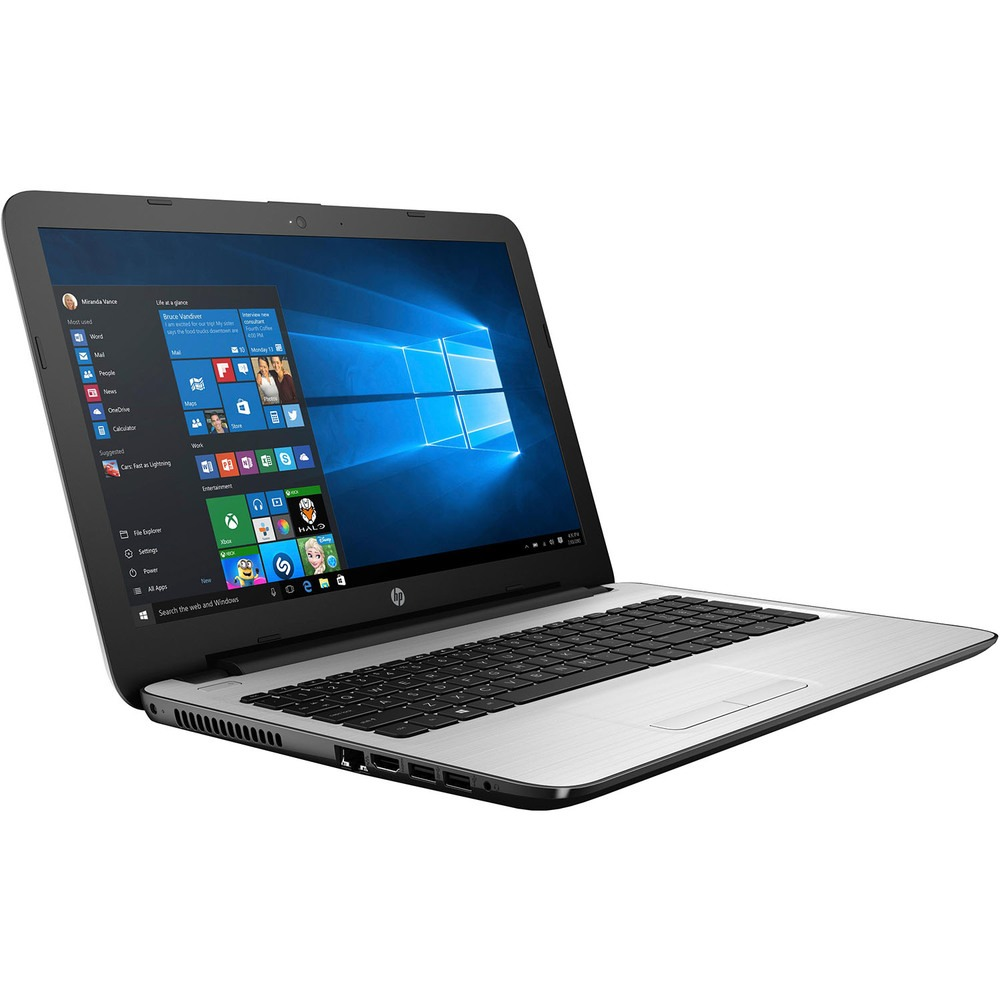 Ноутбук HP 15-bw028ur Natural Silver (2BT49EA) - фото 2