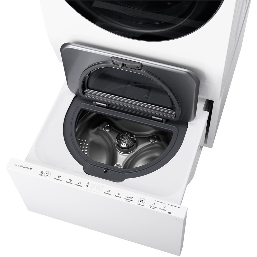 Стиральная машина LG SIGNATURE TwinWash LSWD100/ LST100 - фото 6