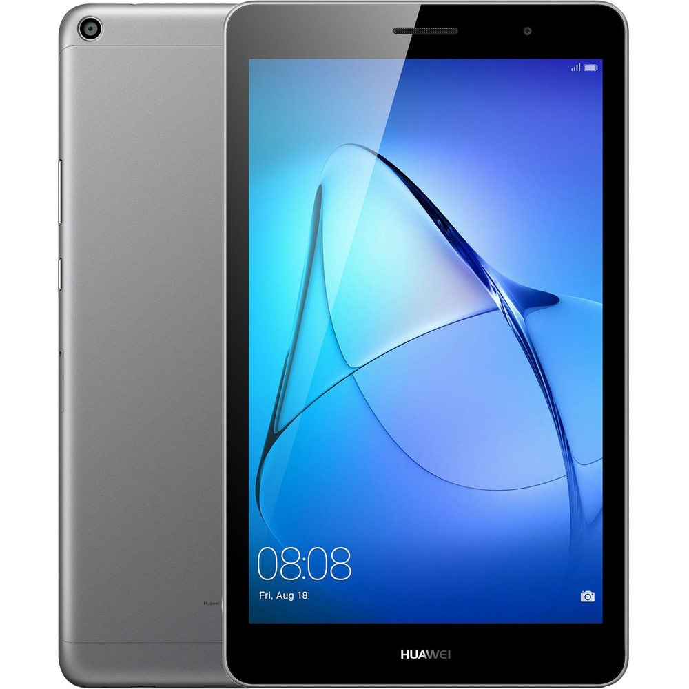 Планшет Huawei MediaPad T3 8.0 16Gb Gray (53018493) - фото 1