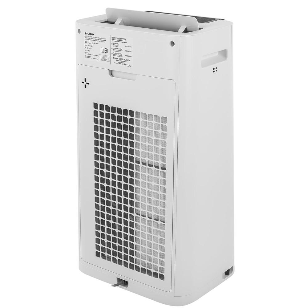 Очиститель воздуха Sharp KC-G41RW - фото 2