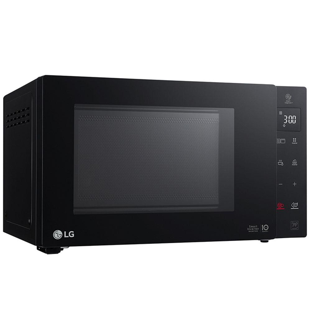 Микроволновая печь LG MB63W35GIB NeoChef - фото 3
