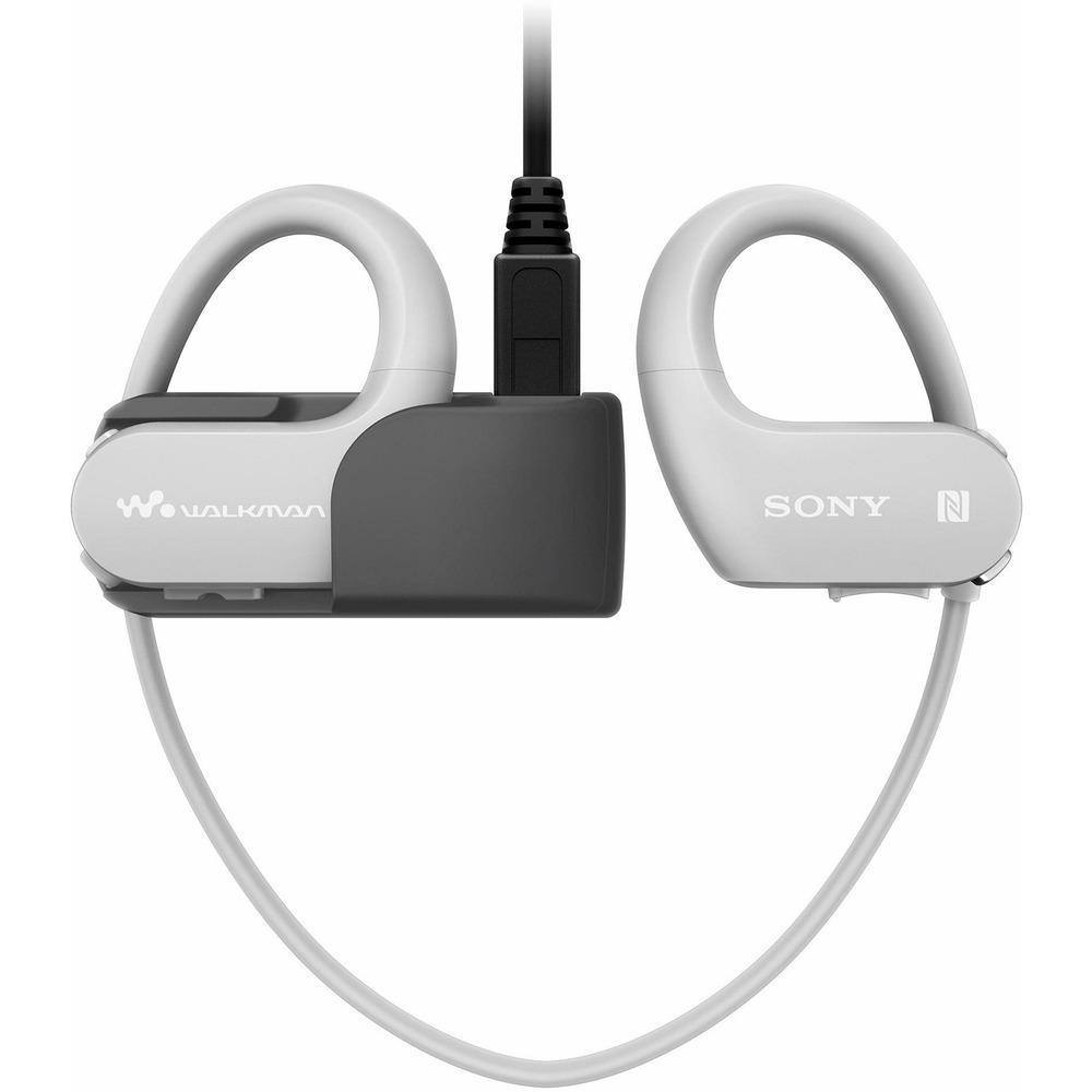 Наушники Sony NW-WS623/WM со встроенным плеером - фото 3