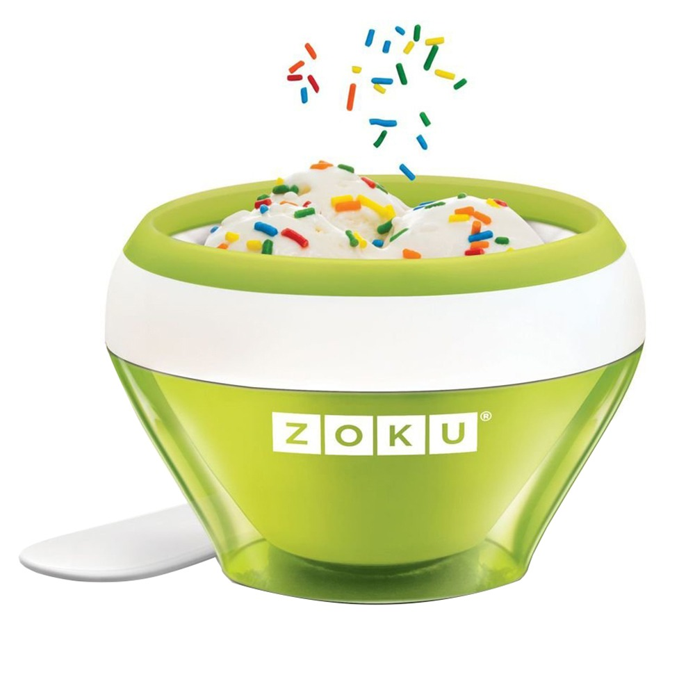 Мороженица Zoku Ice Cream Maker ZK120-GN - фото 1