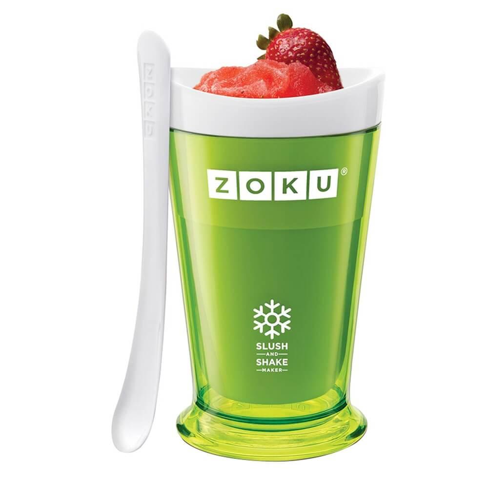 Форма для холодных десертов Zoku Slush & Shake ZK113-GN - фото 1