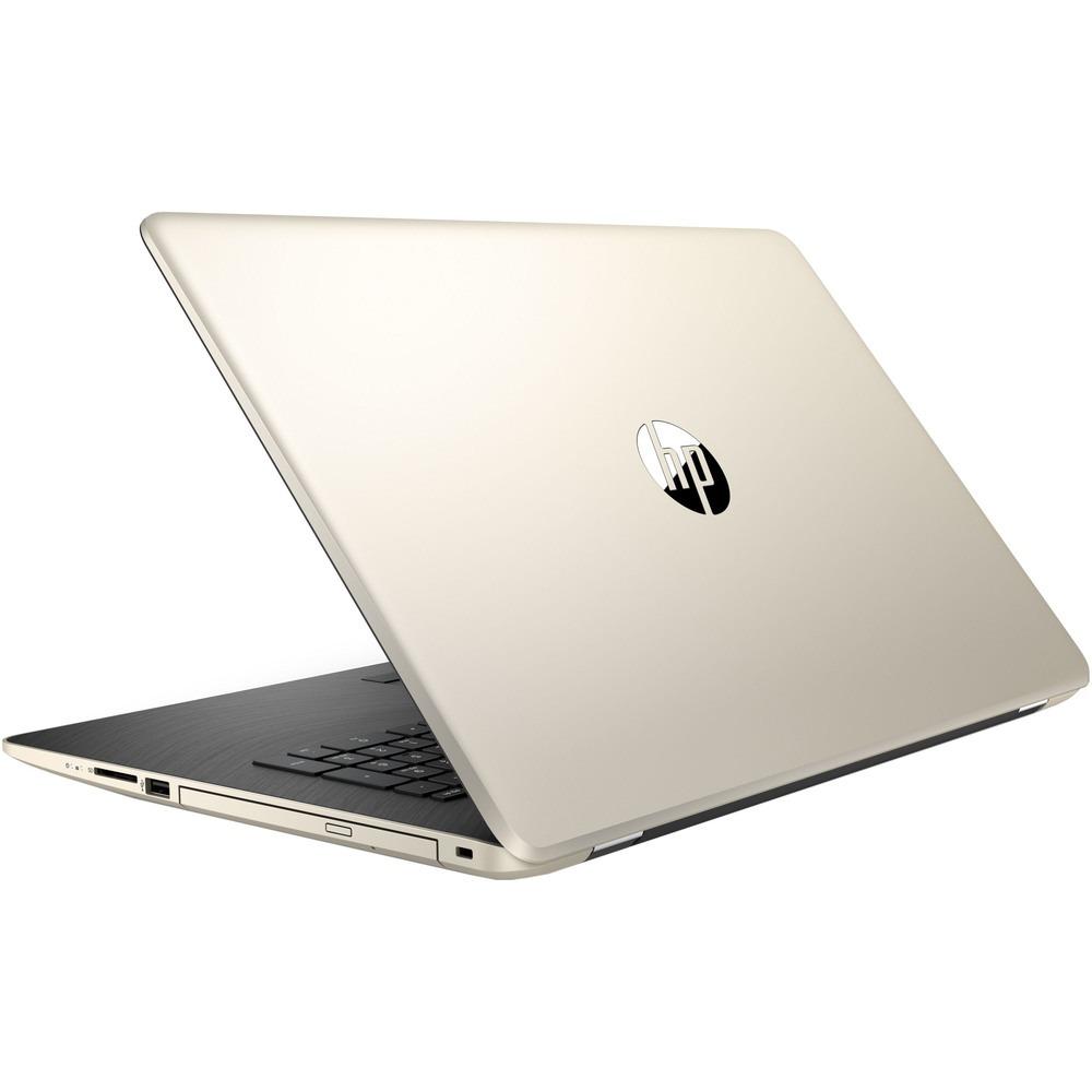 Ноутбук HP 17-bs021ur Gold (2CP74EA) - фото 4