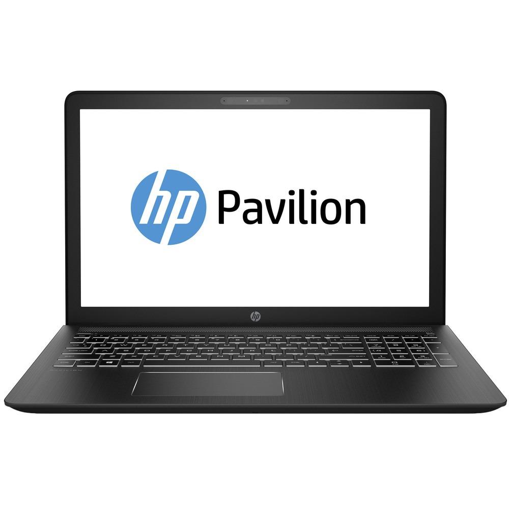 Ноутбук HP 15-cb009ur 1ZA83EA Black - фото 1