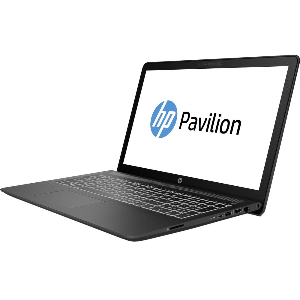 Ноутбук HP 15-cb009ur 1ZA83EA Black - фото 2