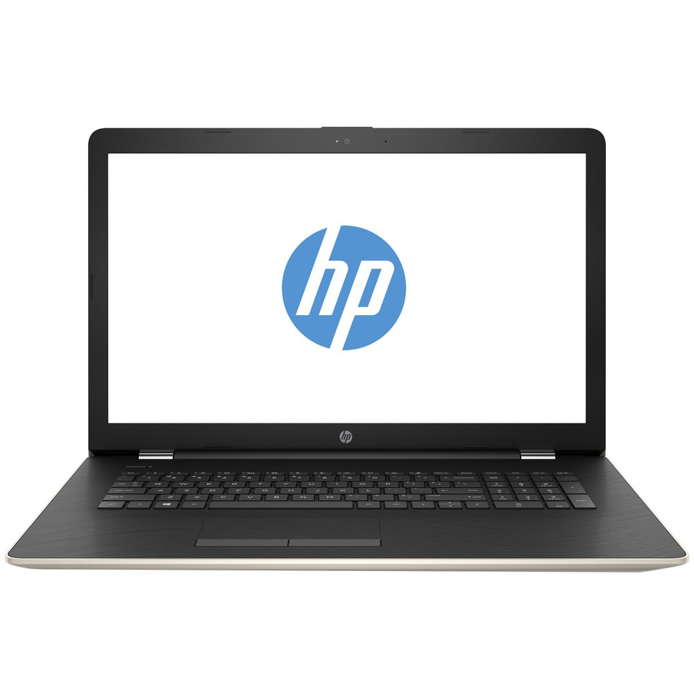 Ноутбук HP 17-ak083ur 2QJ22EA Gold - фото 1