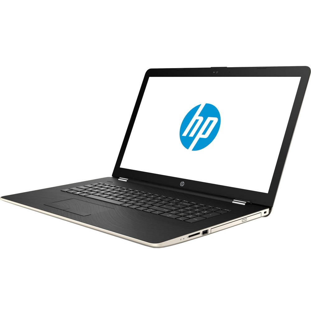 Ноутбук HP 17-ak083ur 2QJ22EA Gold - фото 2