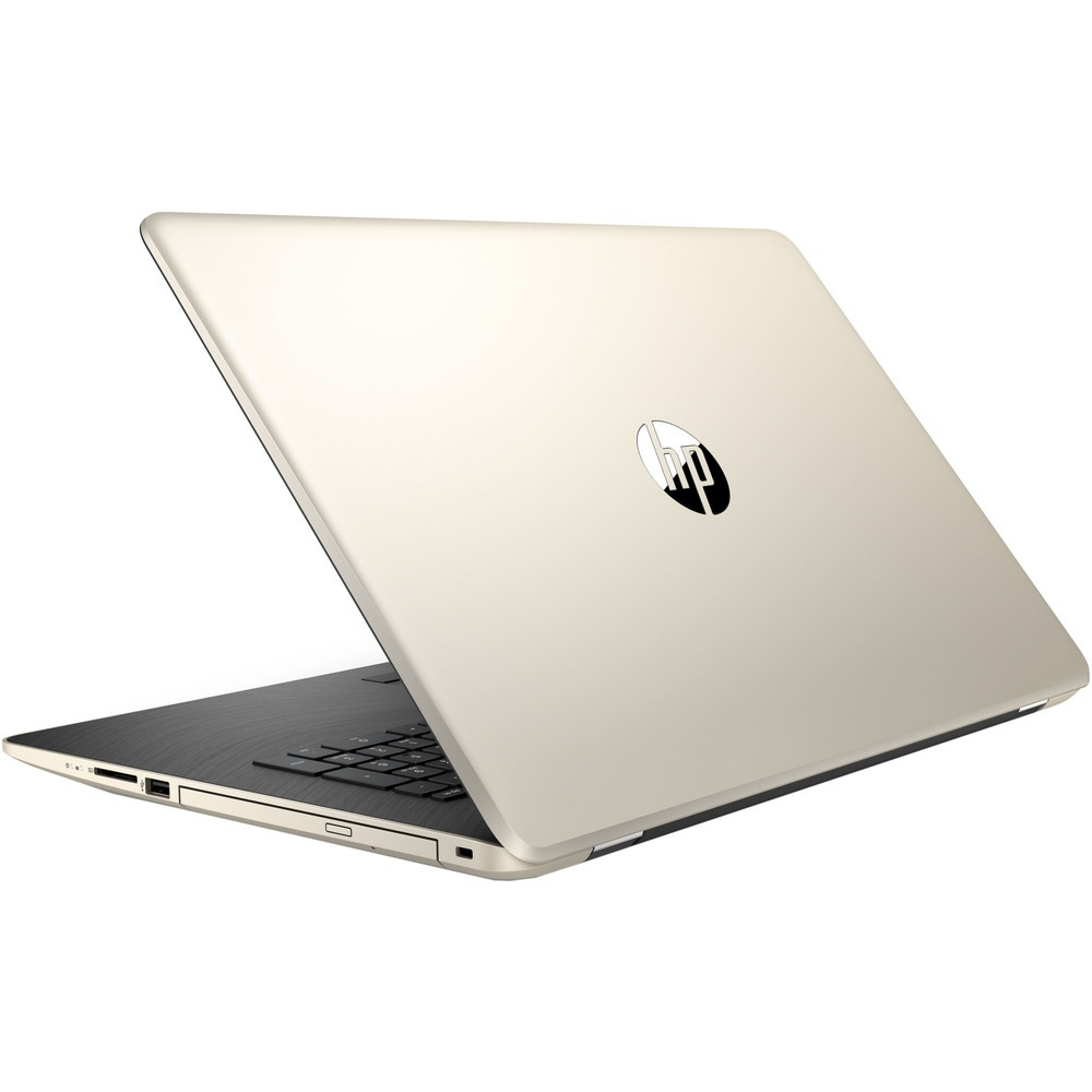 Ноутбук HP 17-ak083ur 2QJ22EA Gold - фото 4