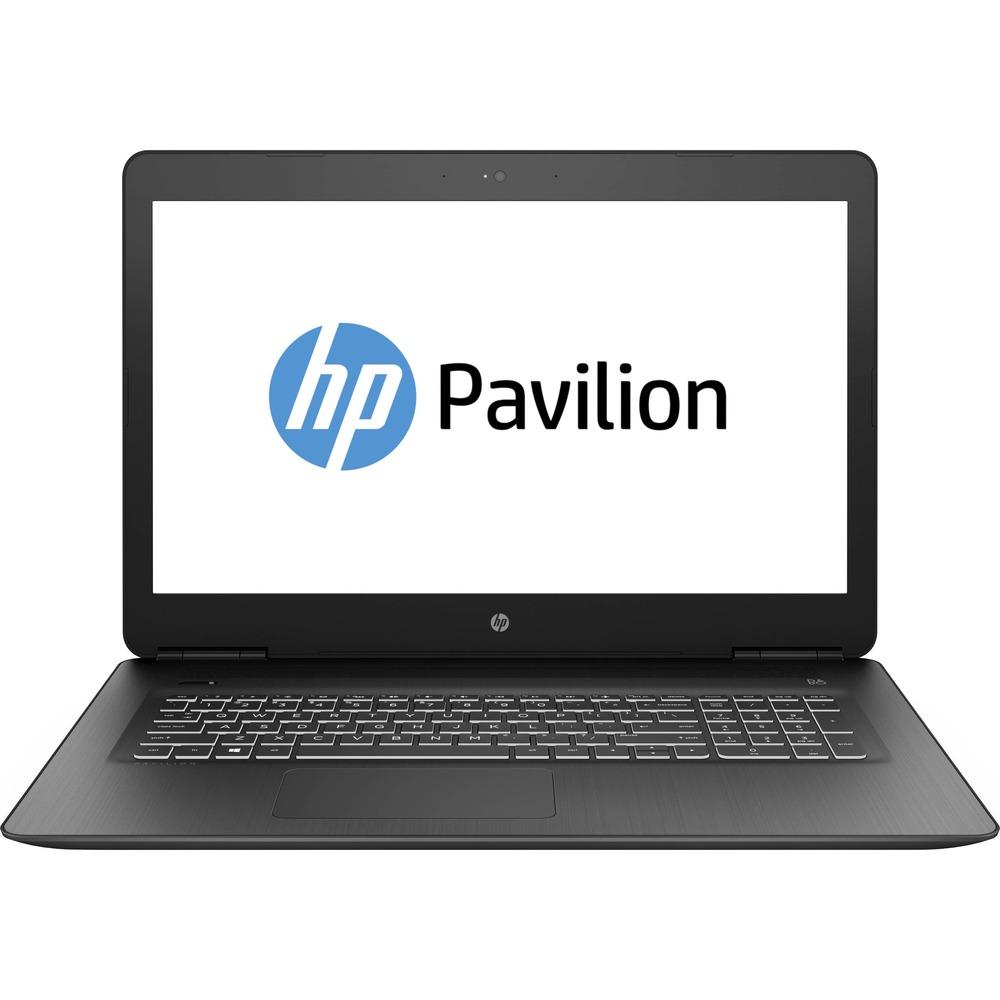 Ноутбук HP 17-ab304ur 2PP74EA Black - фото 1