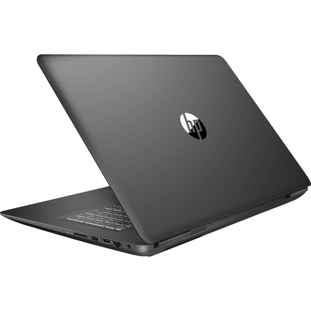 Ноутбук HP 17-ab304ur 2PP74EA Black - фото 4
