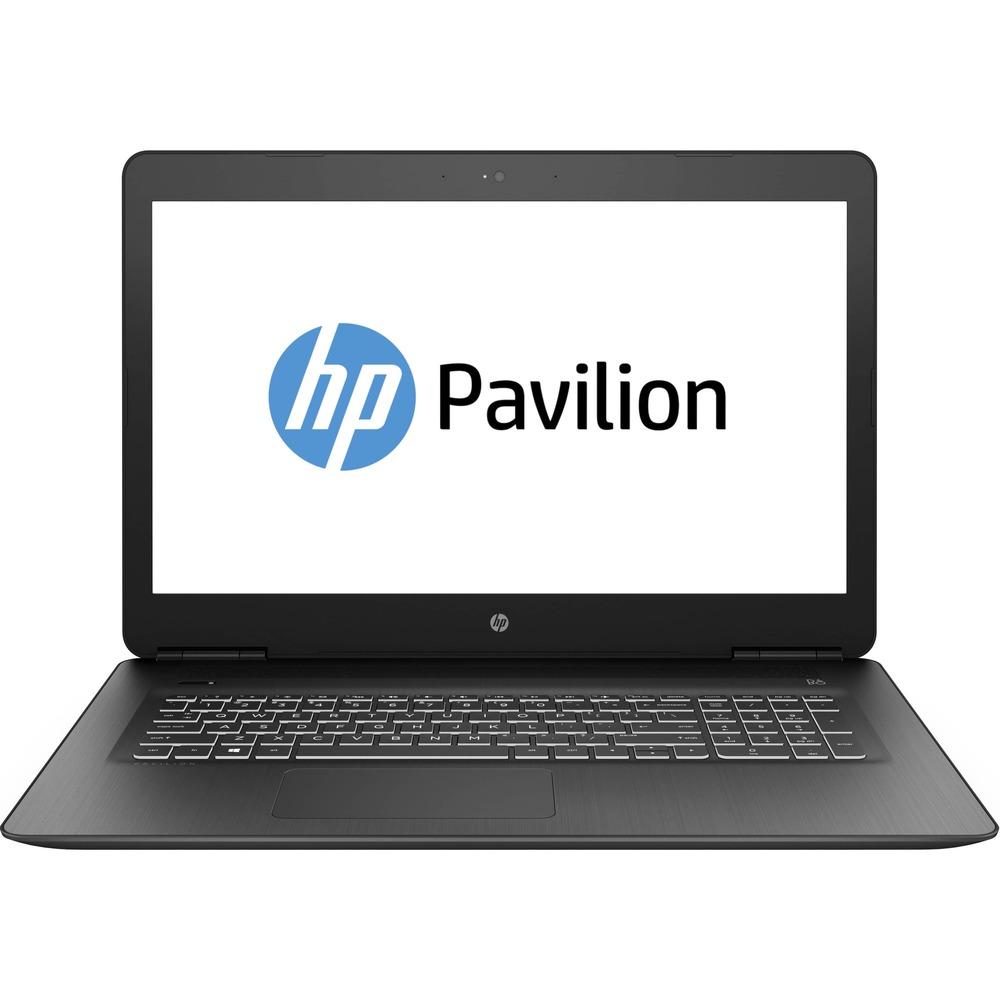 Ноутбук HP 17-ab310ur 2PQ46EA Black - фото 1