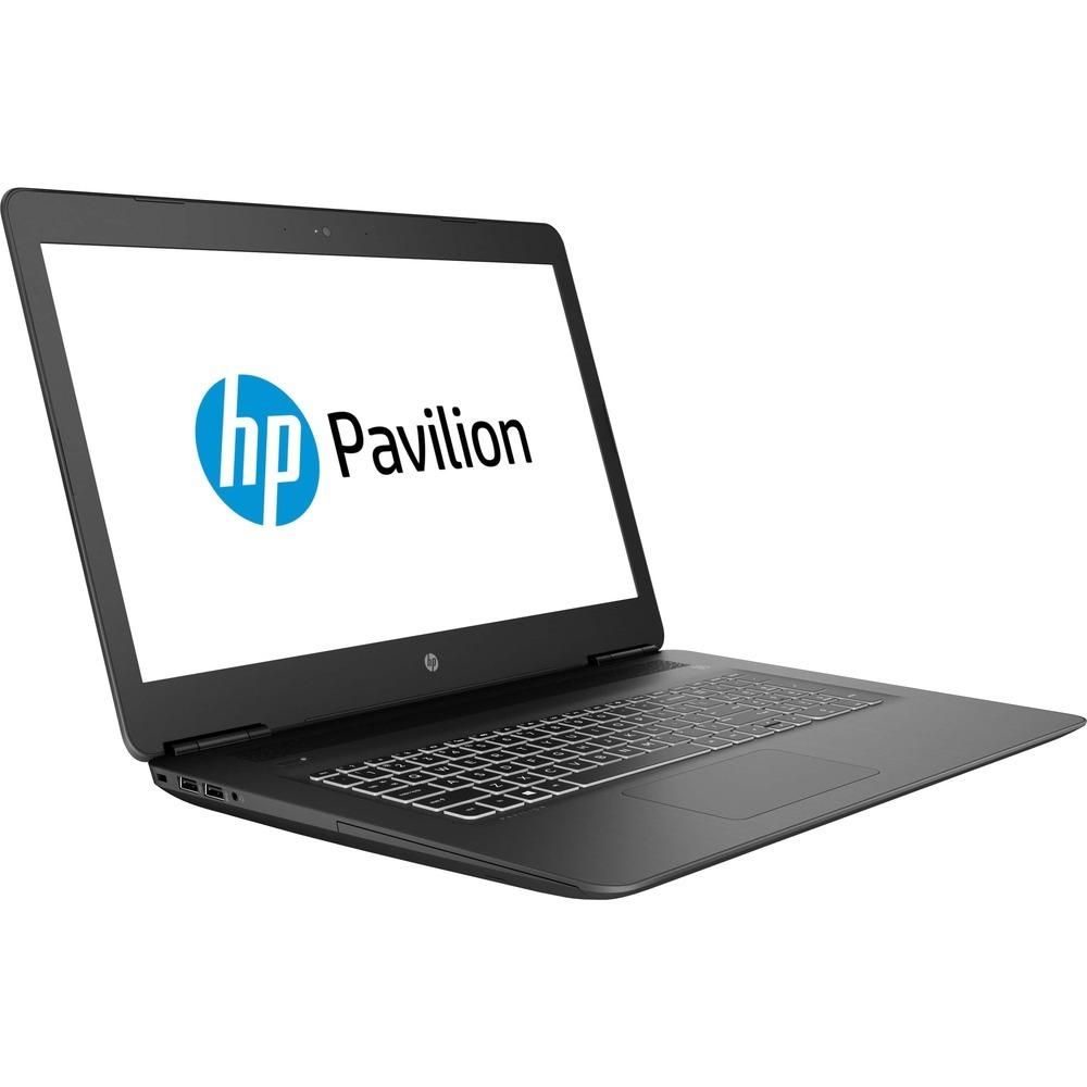 Ноутбук HP 17-ab310ur 2PQ46EA Black - фото 2